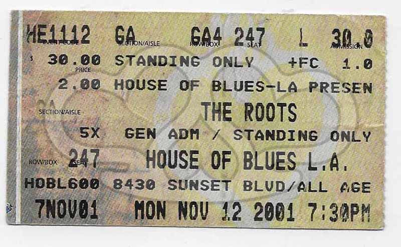 2001.11.12_THE ROOTS