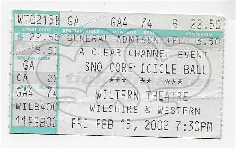 2002.2.15_SNO CORE