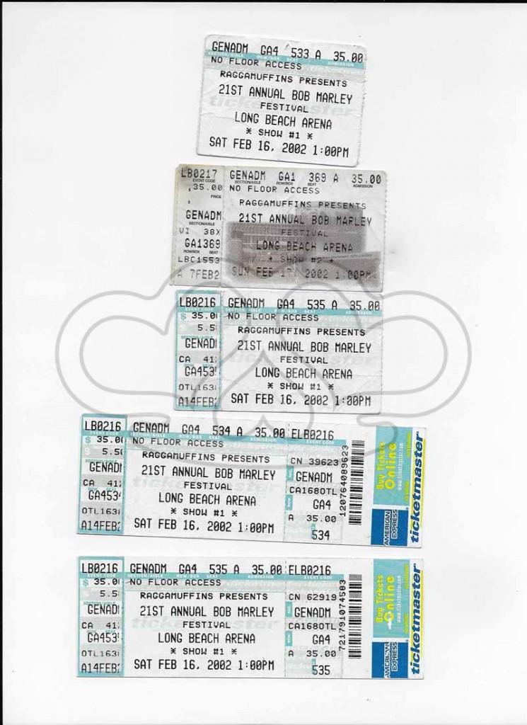 2002.2.16_BOB MARLEY FESTIVAL