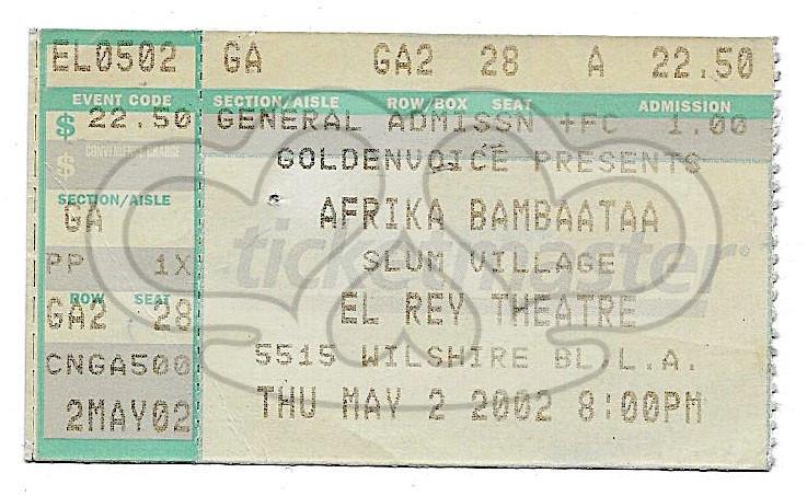 2002.5.2_AFRIKA SLUM VILLAGE
