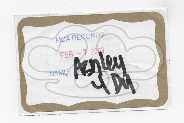 MCA RECORDS_2003
